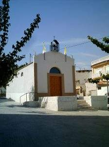 ermita del santo angel de la guarda crevillent