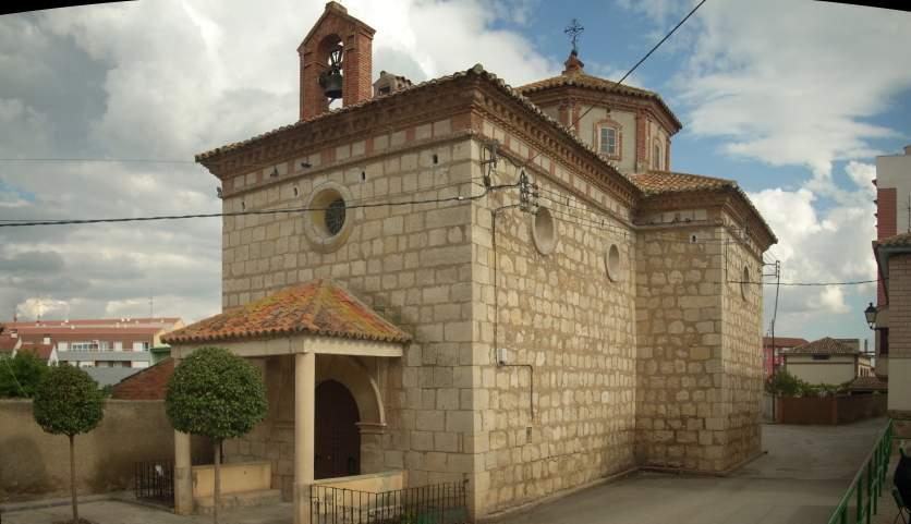 ermita del santo cristo calamocha