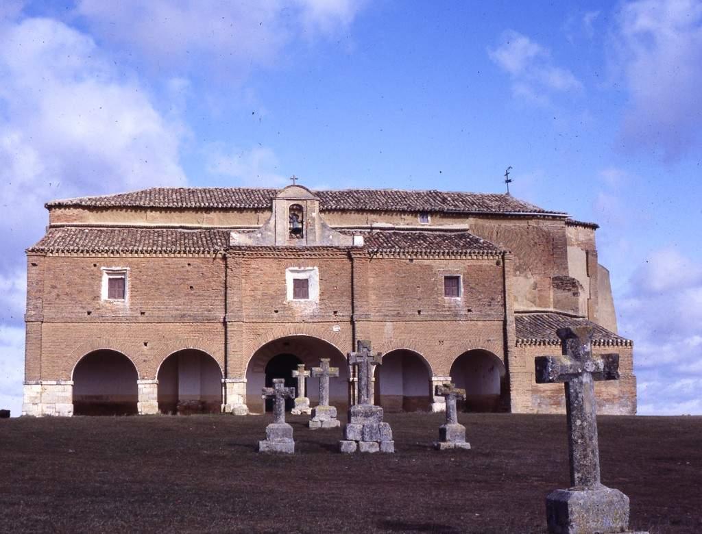 ermita del santo cristo de arenillas mazuecos de valdeginate