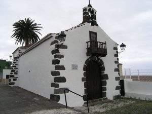 Ermita del Santo Cristo de Calcinas (Santa Cruz de la Palma)