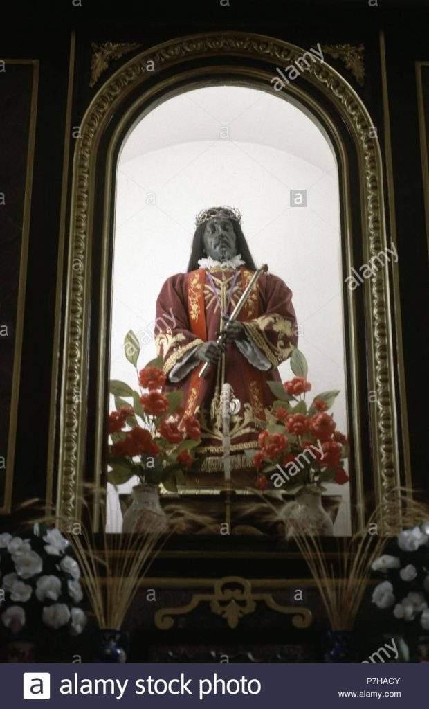 ermita del santo cristo de la humildad el toboso