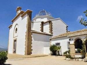 Ermita del Santo Cristo del Calvario (Xàbia)