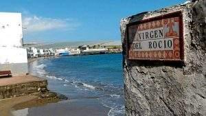 Ermita del Santo Cristo (Playa de Ojos de Garza) (Telde)