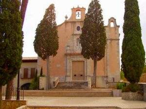 Ermita Virgen del Socorro (Calig)