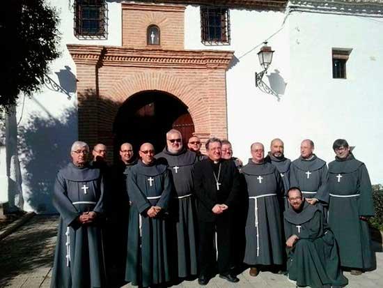 franciscanos de la cruz blanca granada