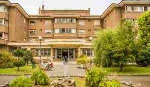 Fundación Residencia Faustino Sobrino (Llanes)