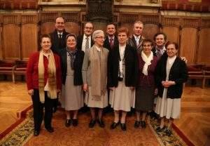 Germanes Hospitalàries Sagrat Cor de Jesús (Caldes de Malavella)
