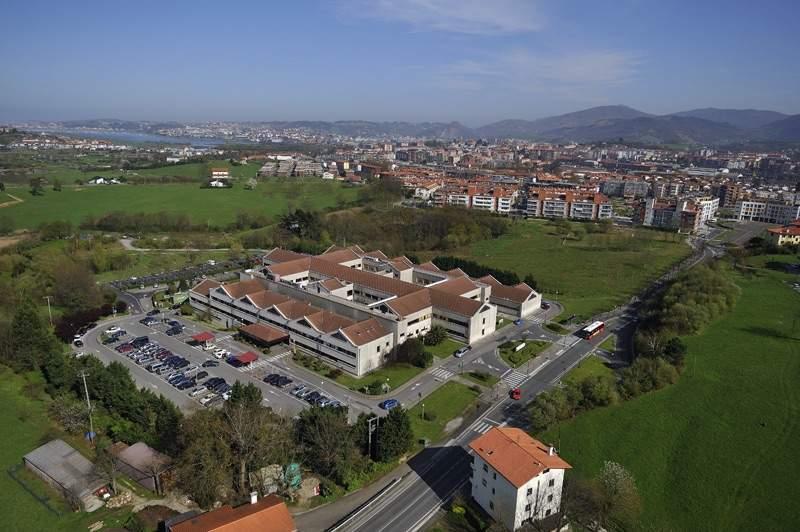 hospital comarcal del bidasoa hondarribia