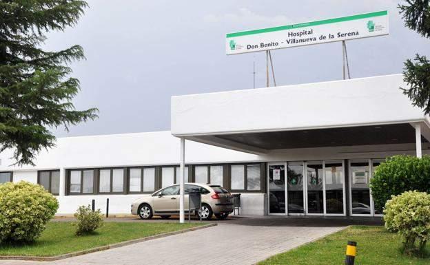 hospital comarcal don benito
