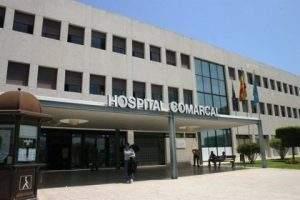 Hospital comarcal (Melilla)