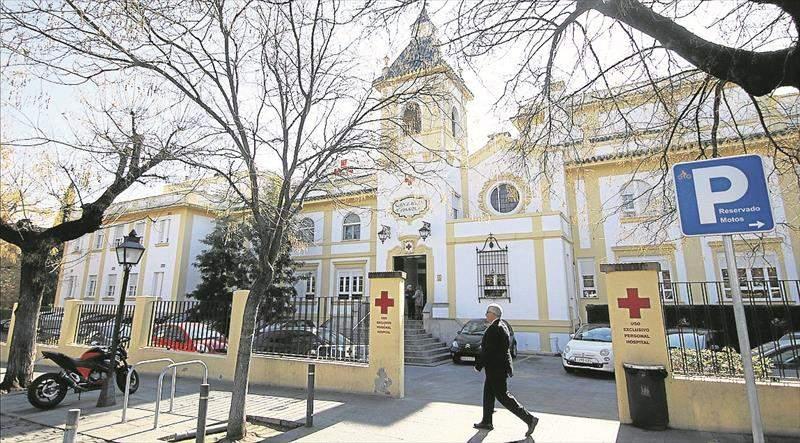 hospital cruz roja cordoba