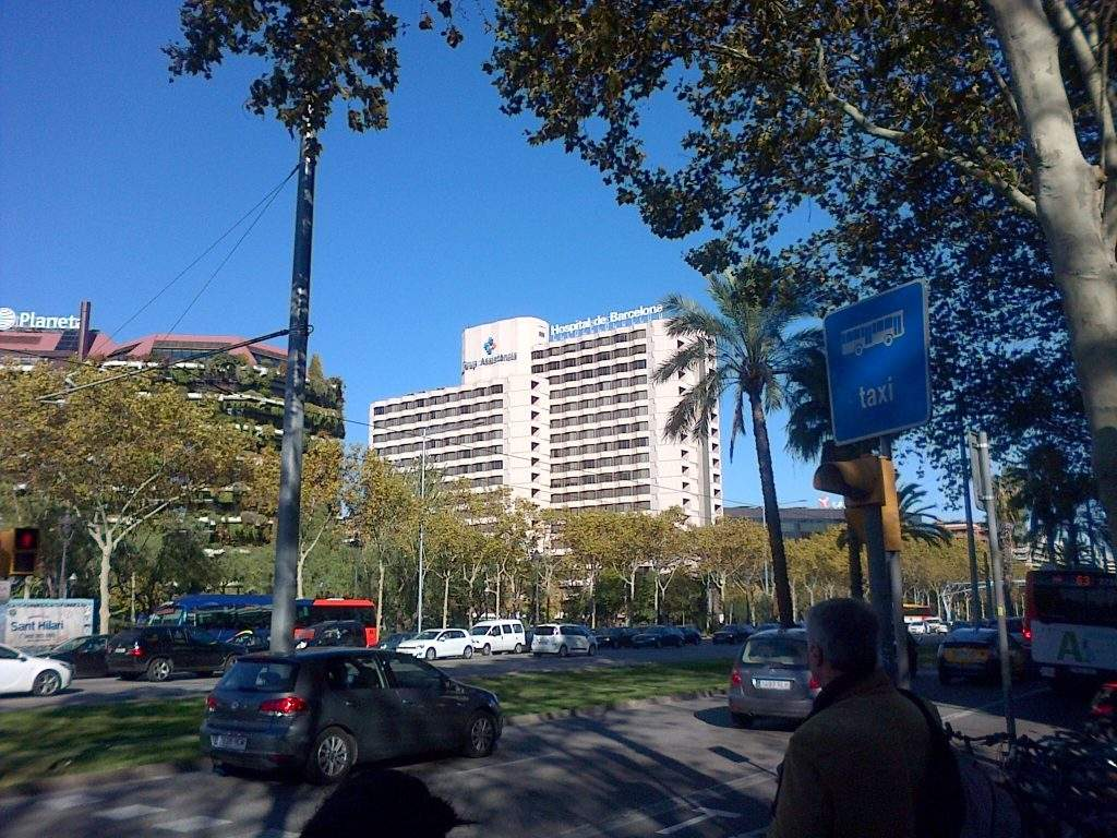 hospital de barcelona barcelona