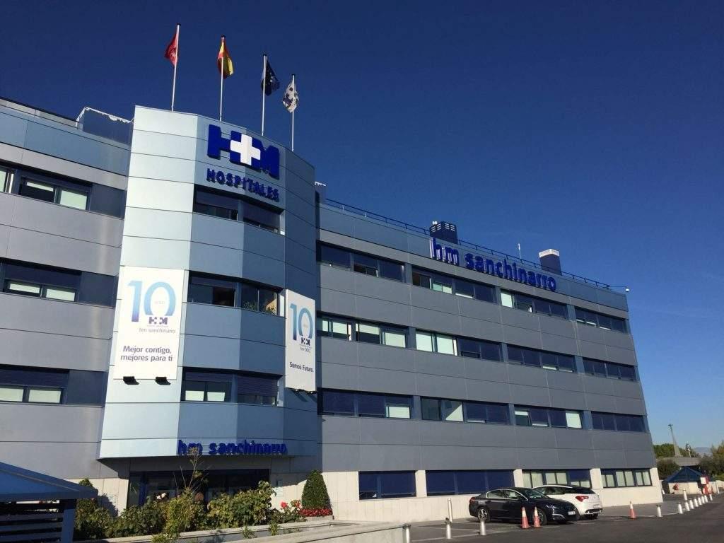 hospital de madrid norte sanchinarro madrid