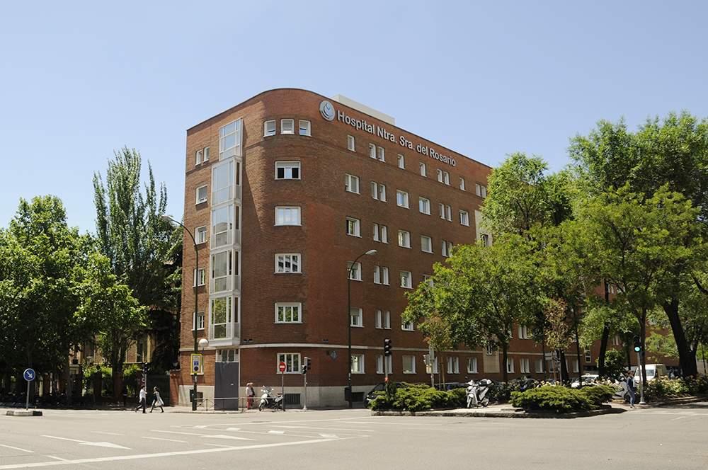 hospital de nuestra senora del rosario madrid