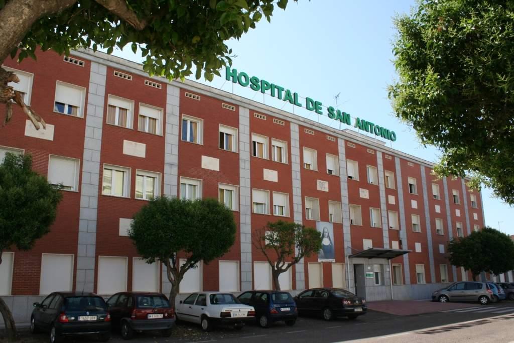 hospital de san antonio don benito