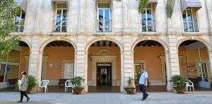 Hospital de Sant Antoni (Geriàtric) (Ciutadella de Menorca)