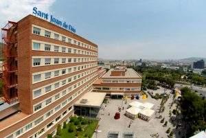 hospital de sant joan de deu esplugues de llobregat