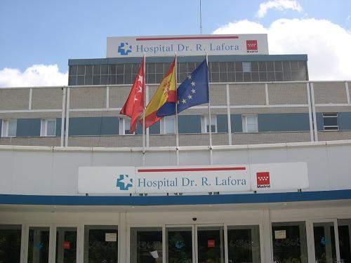 hospital doctor rodriguez lafora madrid