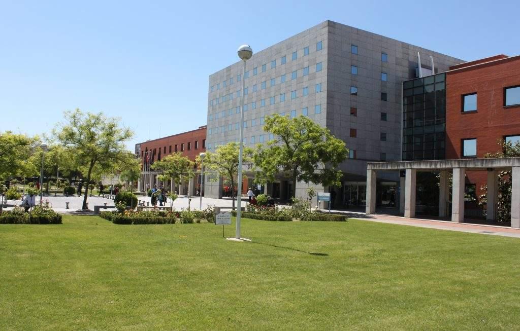 hospital fundacion de alcorcon alcorcon