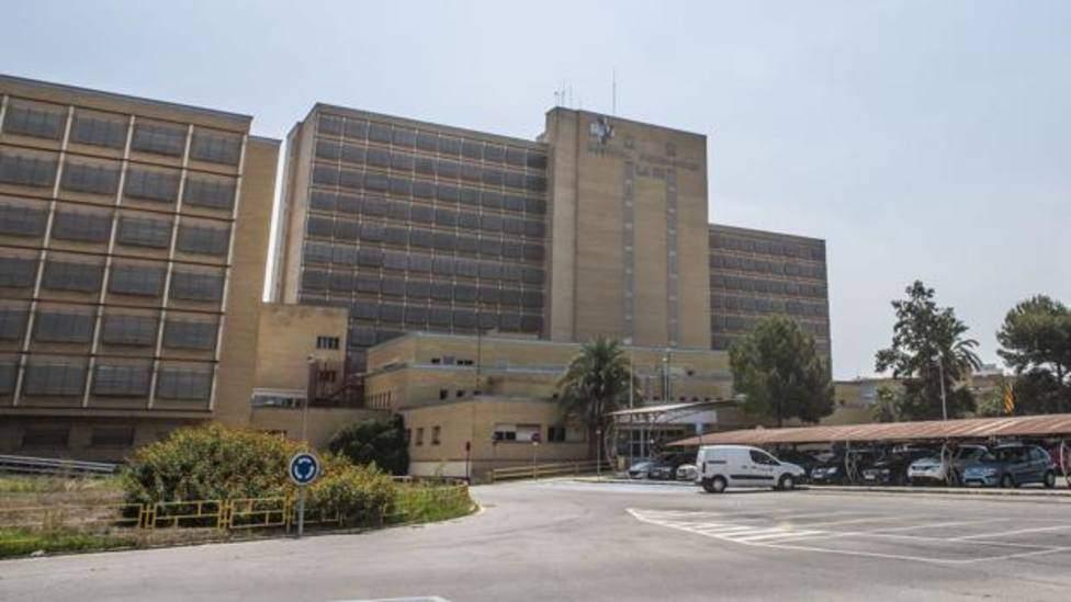 hospital la fe de campanar valencia