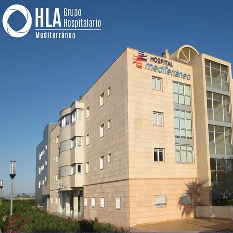 hospital mediterraneo almeria
