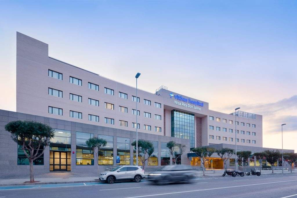 hospital nisa rey don jaime castellon de la plana 1