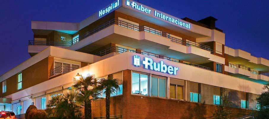 hospital ruber internacional madrid