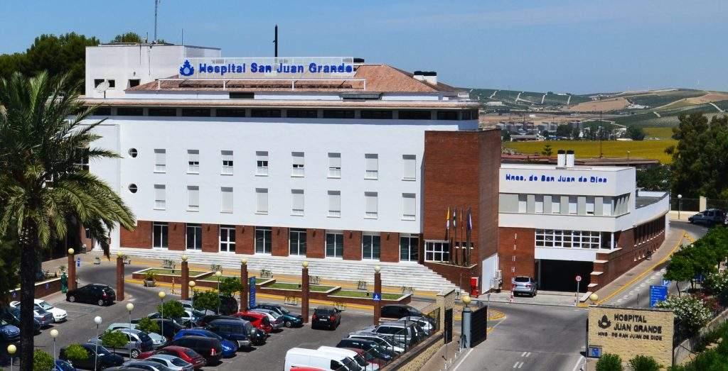 hospital san juan grande jerez de la frontera