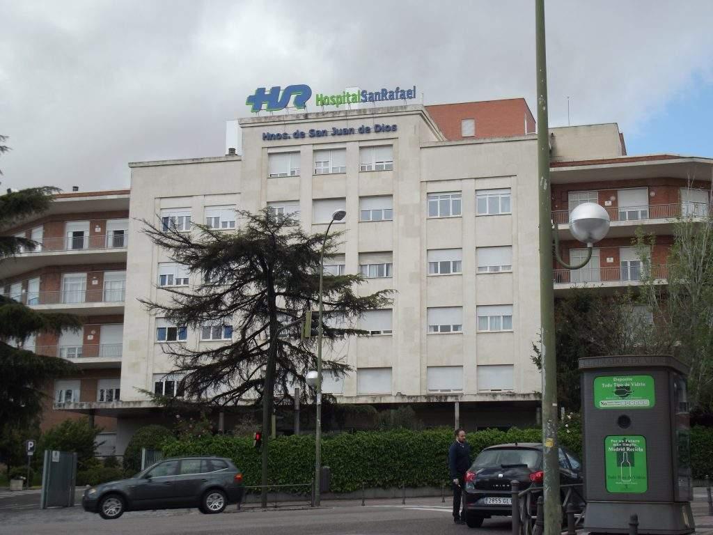 hospital san rafael madrid
