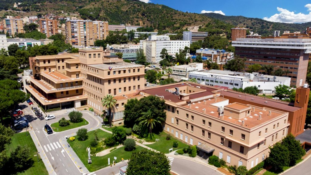 hospital sant rafael barcelona