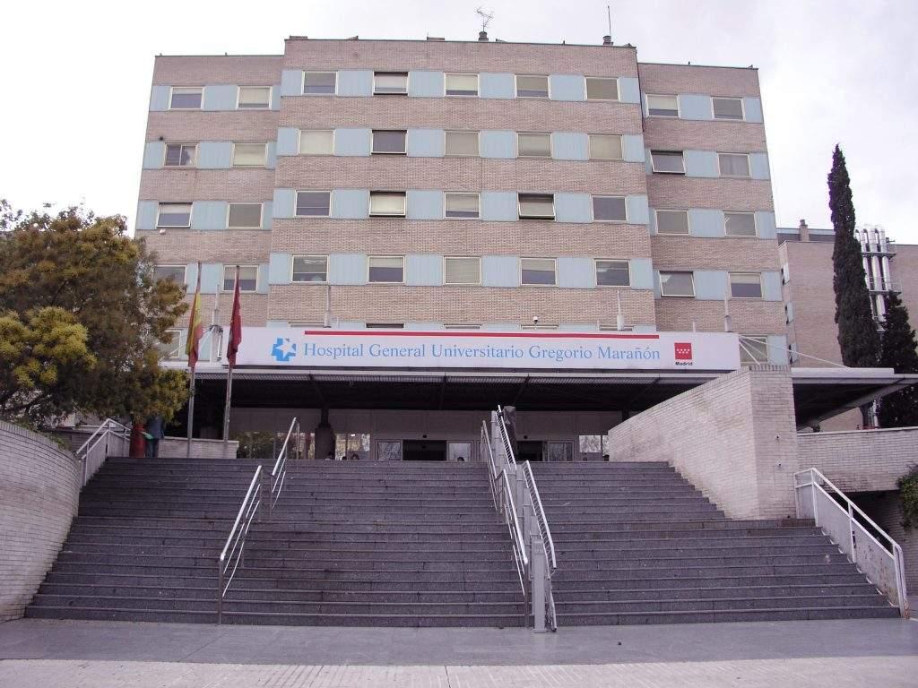 hospital universitario gregorio maranon edificio central madrid