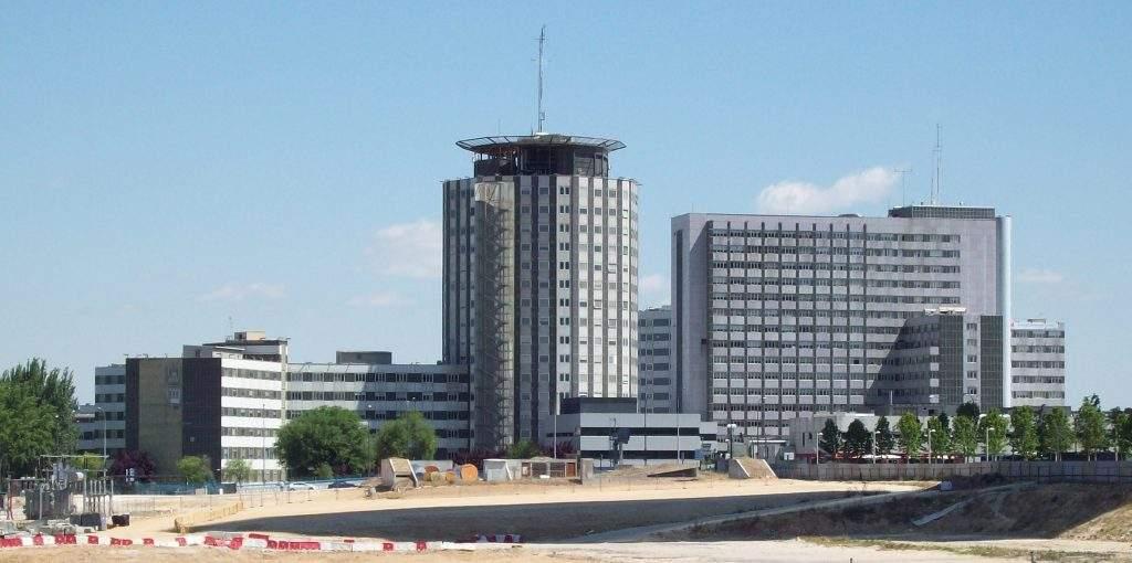 hospital universitario la paz edif general madrid