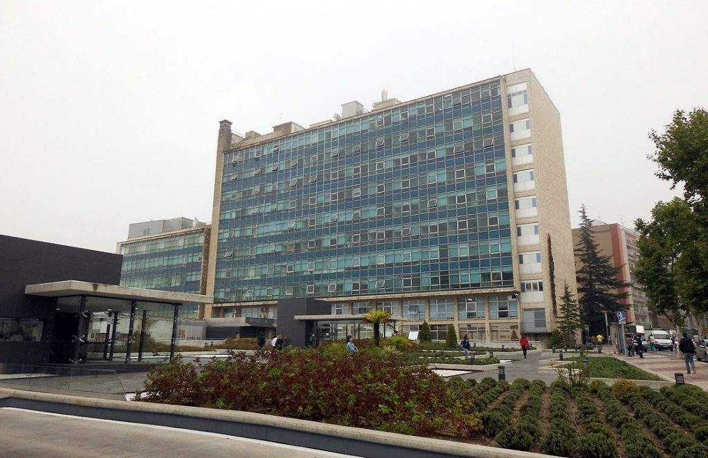 hospital virgen de la vega salamanca