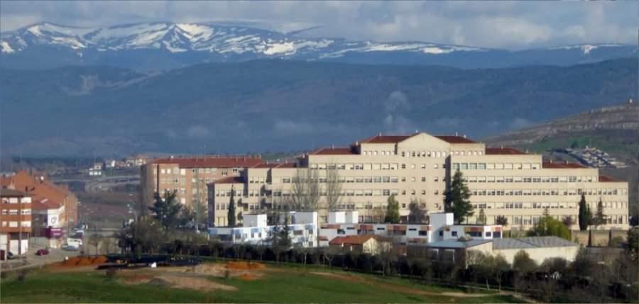 hospital virgen del miron soria