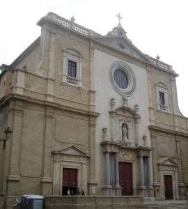 iglesia catedral basilica de sant pere vic
