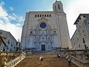 Iglesia Catedral Basílica de Santa Maria Assumpta (Girona)