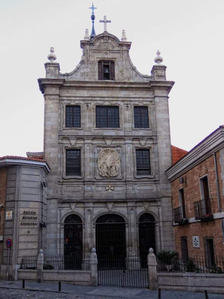 iglesia catedral de las fuerzas armadas arzobispal castrense madrid