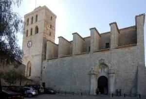 Iglesia Catedral de Santa María (Eivissa)