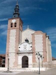 Iglesia Catedral de Santa María Magdalena (Getafe)