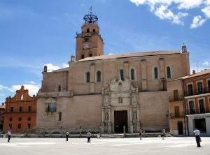 Iglesia Colegiata de San Antolín (Medina del Campo)