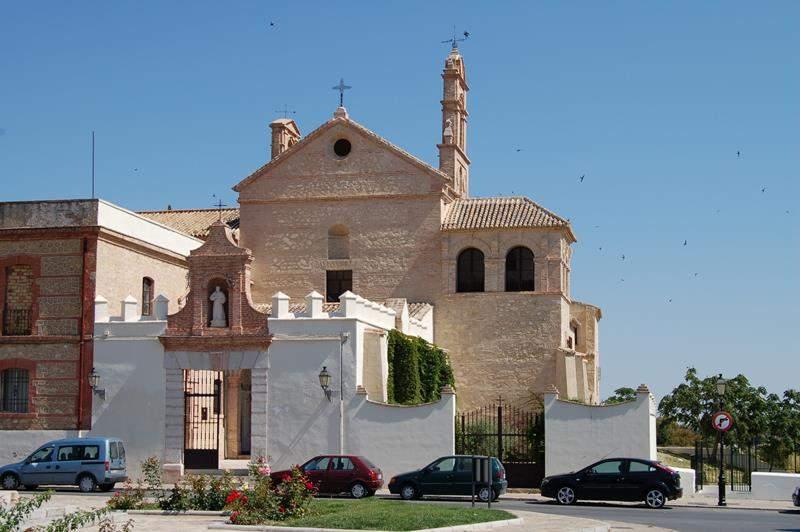 iglesia de capuchinos antequera