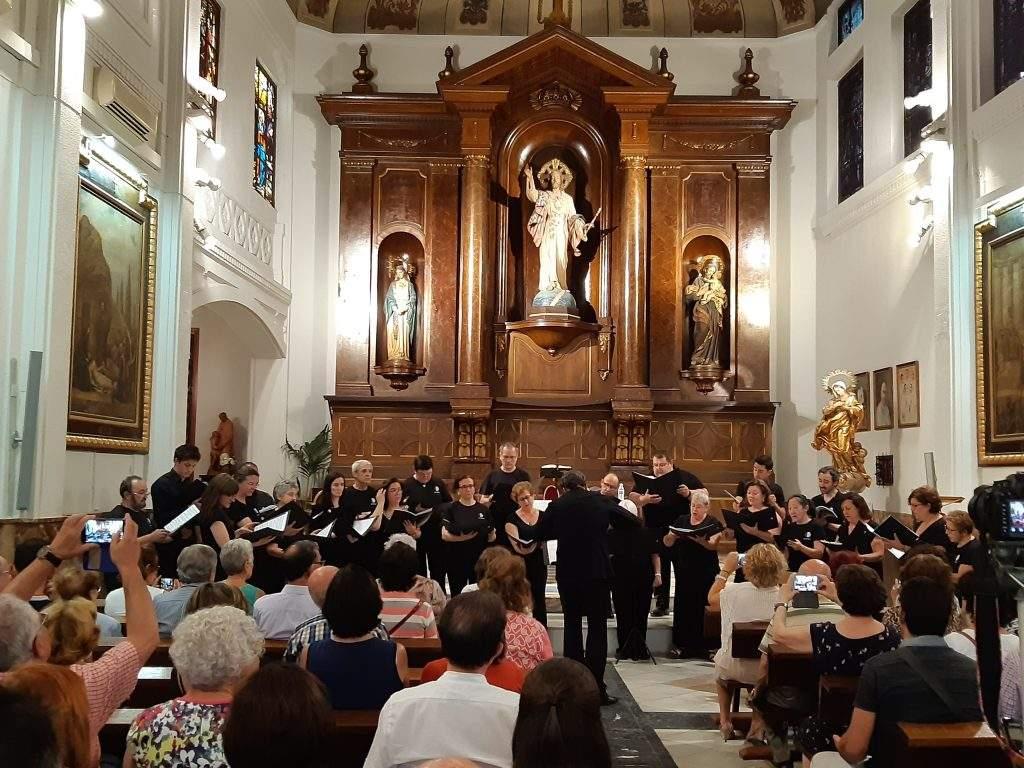 iglesia de cristo rey sagrados corazones madrid
