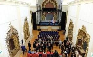 iglesia de cristo rey tordesillas