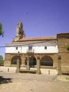 iglesia de el cristo villanueva del campo