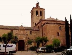 Iglesia de El Salvador (Arévalo)
