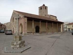 iglesia de el salvador fuentepelayo 1