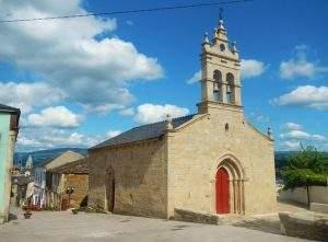 Iglesia de El Salvador (Sarria)