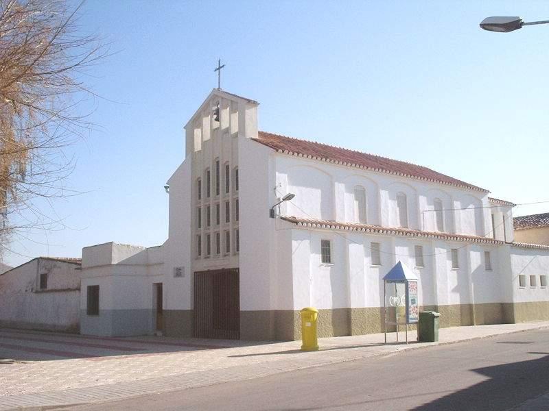 iglesia de la divina pastora manzanares