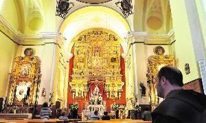 Iglesia de la Inmaculada Concepción (Padres Carmelitas) (Medina del Campo)