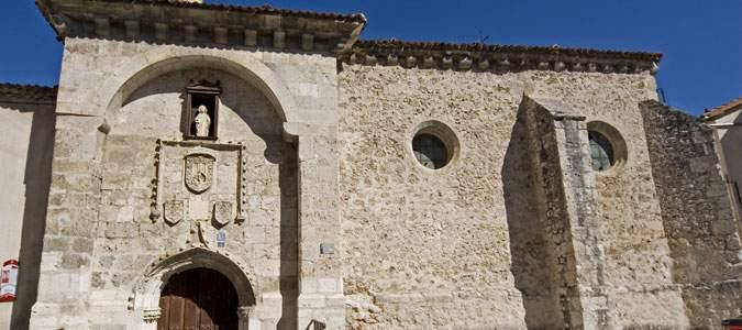 iglesia de la magdalena cuellar